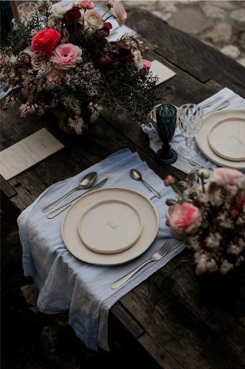wedding table sextant