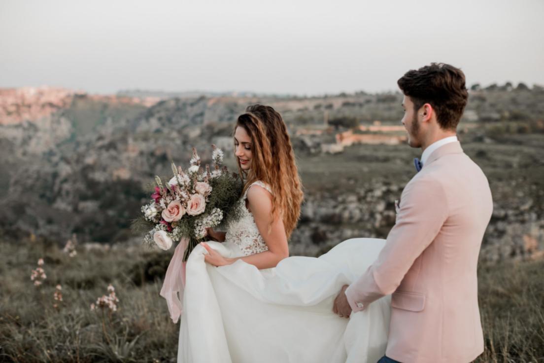 matera wedding