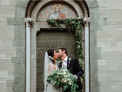 Intimate Wedding Lake Como